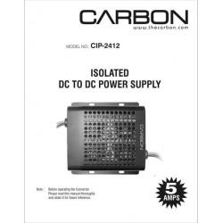CIP-2412N/5  DC TO DC CONVERTER 24~12V 5A