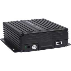 4 CHANNEL DVR WITH HARD DISK